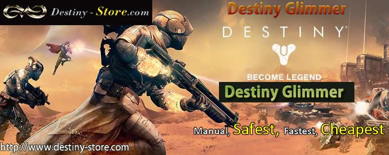 Four Reason to Choose Destiny-store.com to Buy Destiny Glimmer