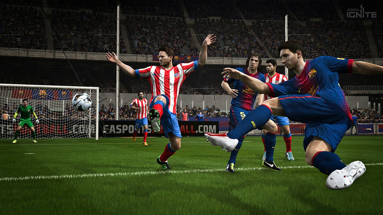Video Tutorial:  Body Feint In FIFA 15