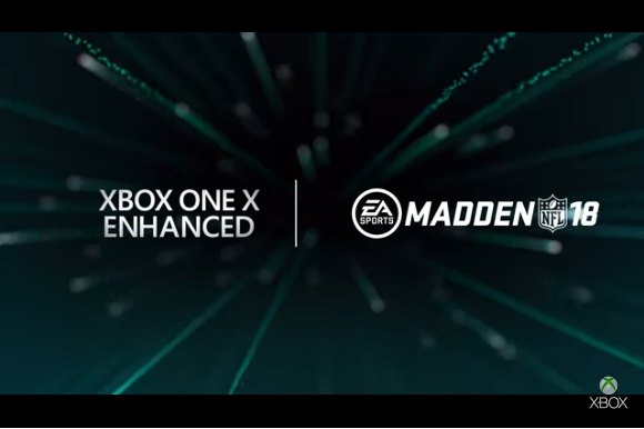 xbox-1.fw_ The Improvements That Madden NFL 18 Has On Xbox One X Are Detailed