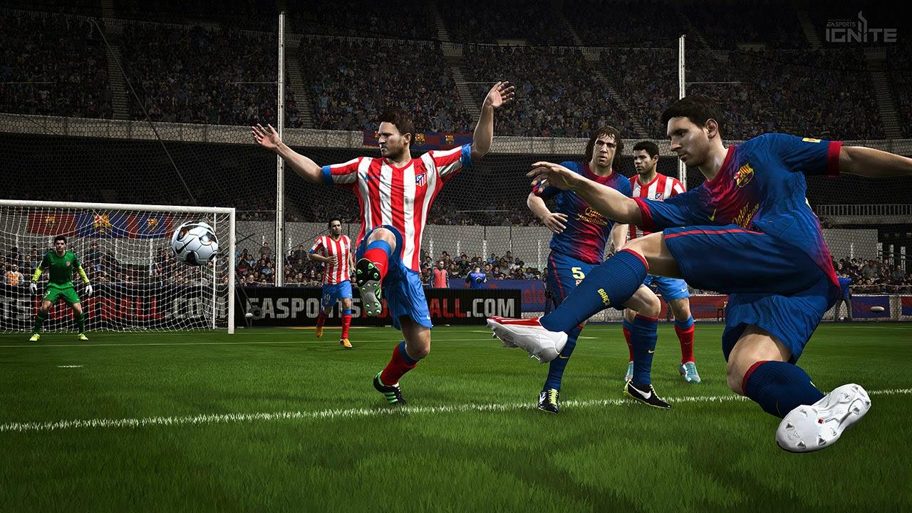 Video Tutorial:  Body Feint In FIFA 15