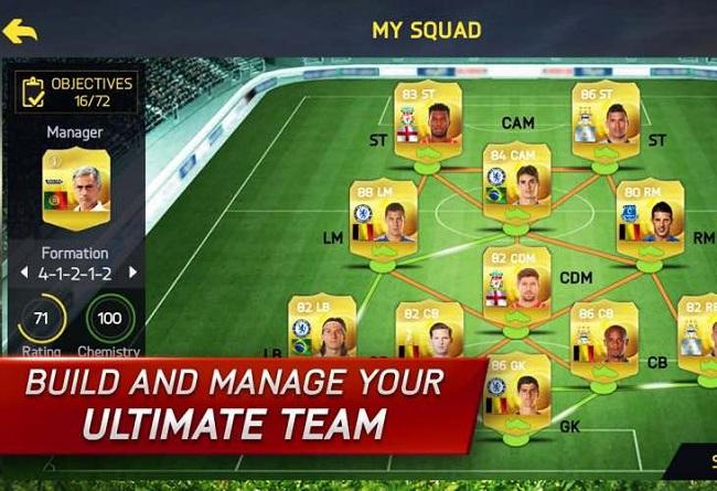 FIFA 15 Ultimate Team, new updates