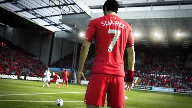 FIFA 15 players