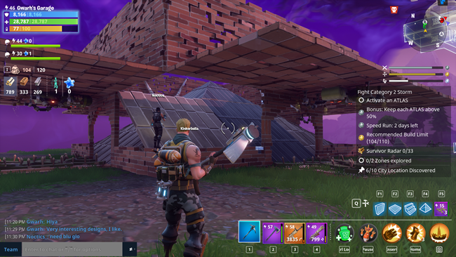 Fortnite Make Guide Developing Techniques for Atlas Pyramid